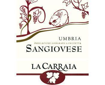 La Carraia 2010 Sangiovese Umbria