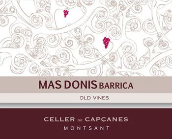 Capcanes Mas Donís Barrica Old Vines