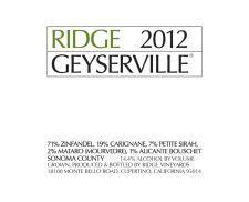 Geyserville2012