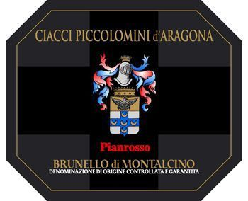 Ciacci Piccolomini 2010 Brunello Pianrosso