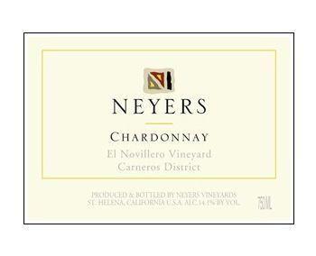Neyers 2010 El Novillero Chardonnay