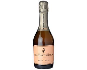 Billecart-Salmon Brut Rose Champagne (375mL)