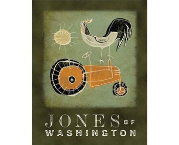 Jones of Washington 2014 Riesling
