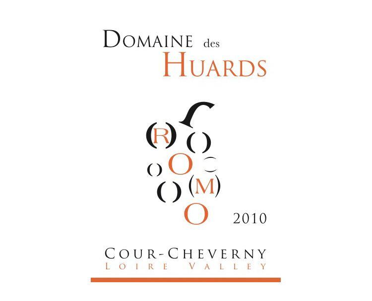 Domaine des Huards 2010 Cour-Cheverny Romo