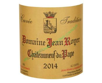 Domaine Jean Royer 2014 Cuvée Tradition CdP