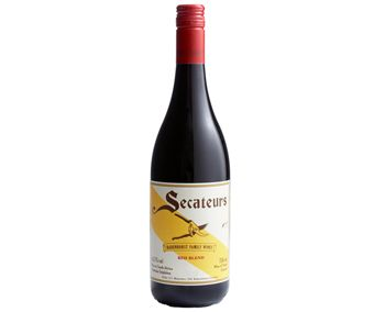 Badenhorst Secateurs 2012 Red Blend