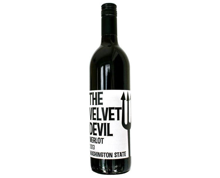 Charles Smith 2013 The Velvet Devil Merlot