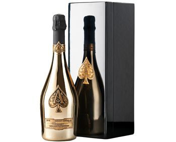 Armand de Brignac Ace of Spades Brut NV w/ Gift Box
