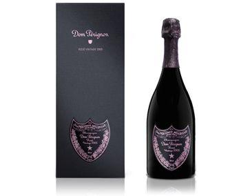 Dom Pérignon Rosé Vintage 2005 w/ Gift Box