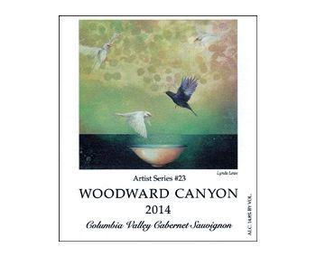 Woodward Canyon 2014 Artist Series #23 Cabernet Sauvignon