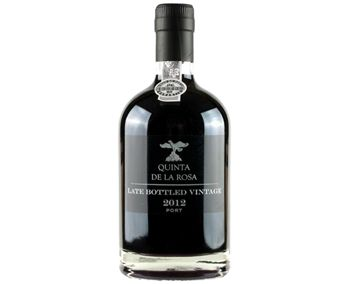 Quinta de la Rosa 2012 Late Bottled Port - 500mL