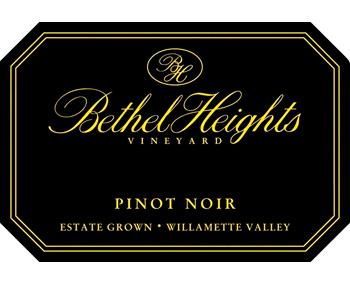 Bethel Heights Pinot Noir