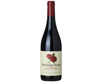 Pallus Messanges Rouge Chinon