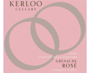 Kerloo 2016 Painted Hills Rose