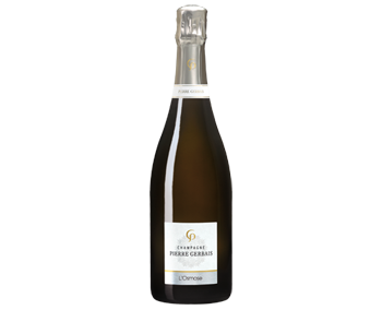 Pierre Gerbais L'Osmose Extra Brut Chardonnay NV