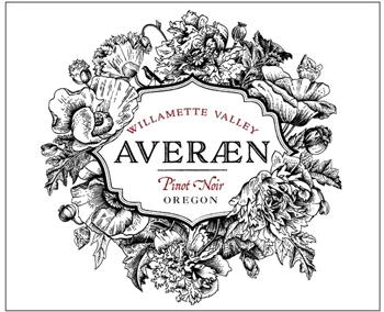 Averaen 2017 Pinot Noir
