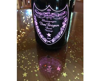 Dom Pérignon 2004 Luminous Rosé