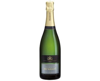 Champagne HenriotBrut Souverain NV