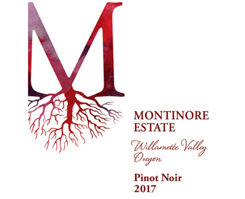 Montinore 2017 Red Cap Pinot Noir