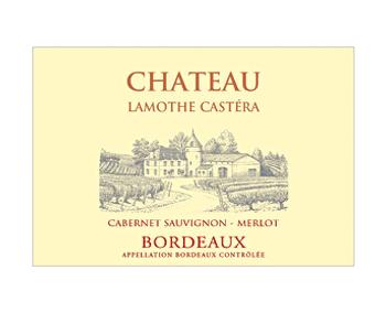 Château Lamothe Castéra 2016 Cuvee Margaux Bordeaux