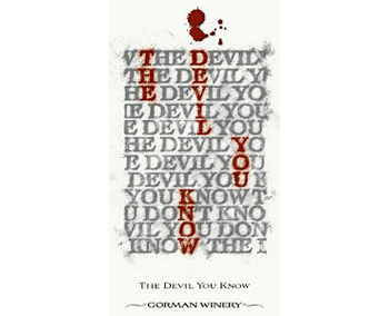 Gorman Winery 2017 The Devil You Know