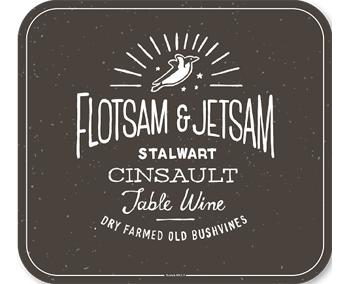 Alheit 2017 Flotsam & Jetsam Cinsault Stalwart Darling