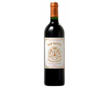 Cap Royal 2015 Bordeaux Superieur