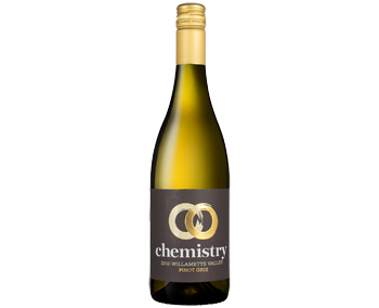 Chemistry 2018 Pinot Gris Willamette Valley