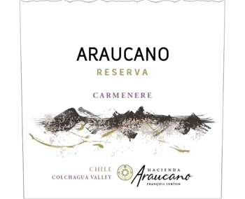 Hacienda Araucano 2017 Carménère Reserva