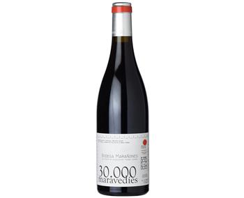 Marañones 2016 30000 Maravedíes Vinos de Madrid
