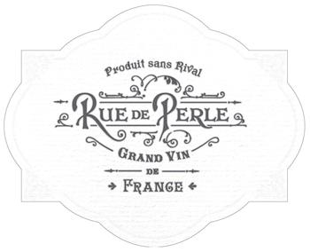 Rue de Perle 2018 Cotes du Rhone Villages