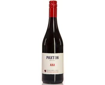 Paxton 2015 AAA Shiraz Grenache