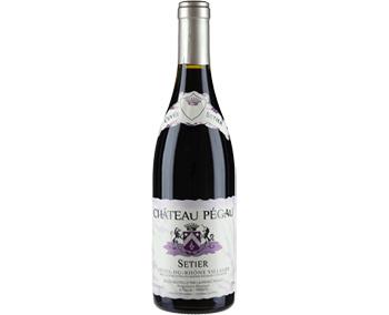 Chateau Pegau 2016 Cuvee Setier Cotes du Rhone Rouge