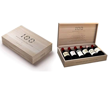 All First-Growth 600-point Grand Cru Classe Vertical Six Pack
