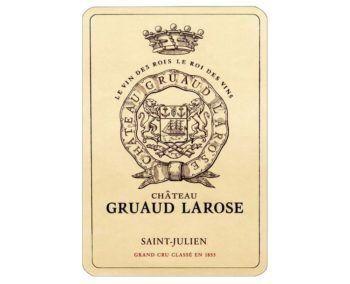 Chateau Gruaud Larose 2009 St-Julien Bordeaux